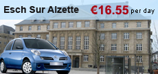 Esch Sur Alzette Car Rental
